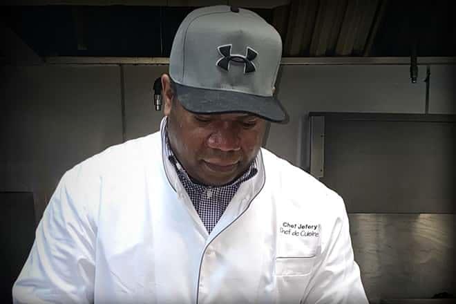Chef Jefery Bjr.